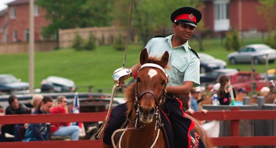 Akaash Maharaj The Governor General S Horse Guards Gghg