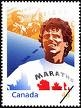 Terry Fox stamp