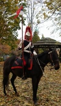 Governor General's Horse Guards Cavalry Squadron - GGHG CS