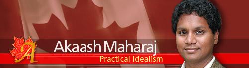 Akaash Maharaj - Practical Idealism